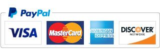 PowerXpress payment options are paypal, visa, mastercard, american express, and discover